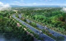 火炉山隧道调整规划 广汕公路跨线桥拓宽为6车道