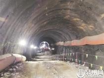 持续关注!福厦高铁首条隧道顺利贯通