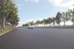 江滨南路(鲤城段)主路通车 3D彩绘长廊靓丽上线