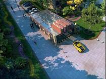 """为什么买房要选择""""人车分流""""的小区?看了你就知道好处是什么"""