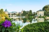 唤醒人生「五感」 鉴证惠安恒大华府的园林之美