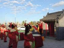 一座龙王庙 半部青城史丨呼市城南一座270年的龙王庙得到修缮
