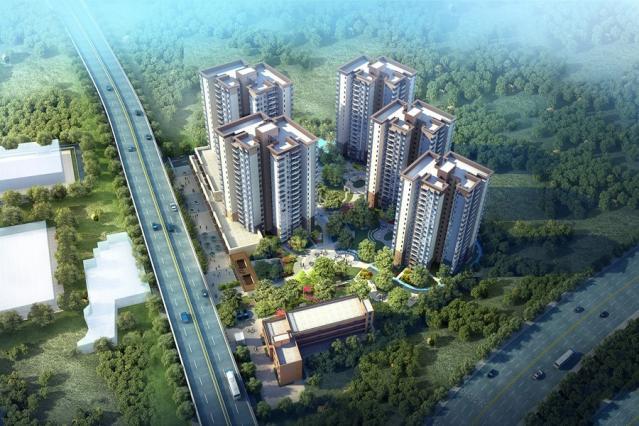【凤岗碧桂园】高速+地铁临深物业 比深圳更近深圳