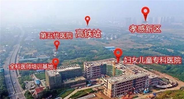 德阳市人民医院城北院区规划全曝光 城市级大配套
