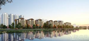 恒大滨江左岸拥城市主动脉的特色小镇,临空经济区享万亿发展红利