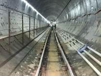 大连地铁5号线最新进展:起虎区间暗挖隧道洞通