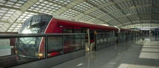 长株潭城铁运行图11日起调整 运行对数增至70对
