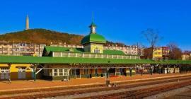 旅顺火车站入选中国最特别的12座火车站