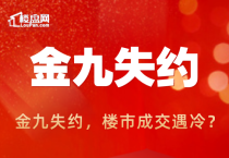 【楼盘网早报2019.10.12】金九失约,楼市成交遇冷?