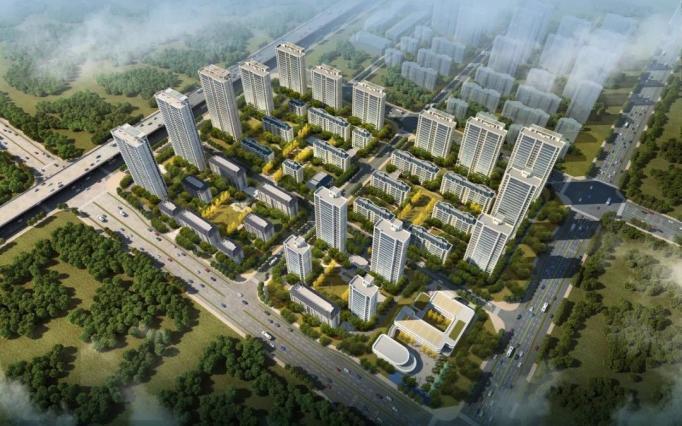 禹洲绿城蘭园:22.3万方纯住宅社区产品全新发布