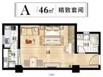 智慧锦城46m²-76m²户型设计优势