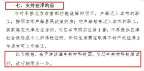 若天津这个新政落地,会利好楼市吗?