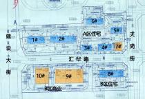 石家庄中房广场项目规划曝光!占地70亩规划7栋住宅和配套商业