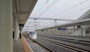 鲁南高铁进入按图行车试验,列车时刻表出炉!