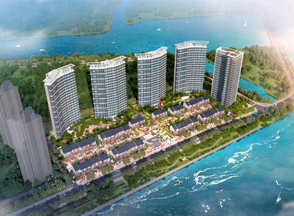 嘉霖·深湾1号——滨海湾狮子洋畔 黄金海岸线C位物业