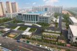 临沂一家二级甲等医院——港区人民医院启用