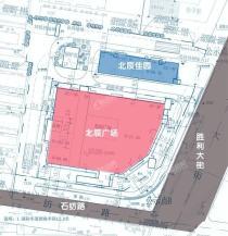 长安区北辰广场规划曝光 占地24亩 紧邻胜利北街