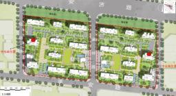 万科正定文化村阳和坊和长乐坊项目规划曝光 拟建27栋住宅楼