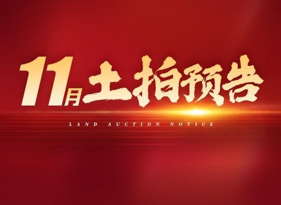 """11月土拍预告:兴宁东130亩地""""待嫁"""""""