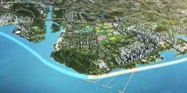 总金额达820亿!再有两大重磅项目落户5分时时彩开奖|滨海湾新区