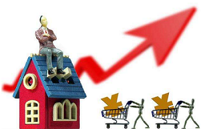 1-10月统计数据:房地产开发投资同比增长10.3%