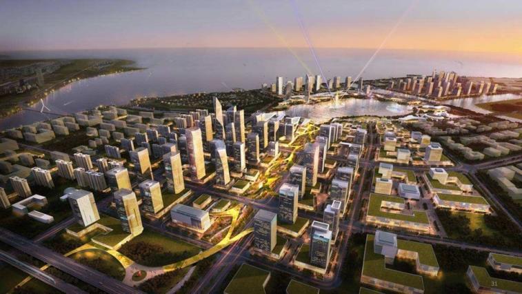 滨海湾·香缤1号|临水而居 比深圳更近前海 滨海新城置业优选