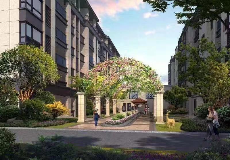 上饶多层电梯花园洋房欧景名城12个参考购房理由。