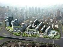 景观,演绎繁华深处—香城艺境