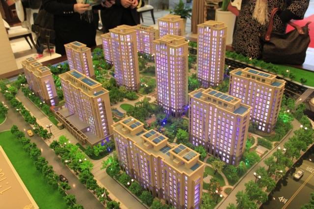 年末北京房地产市场开始升温 成交量大增