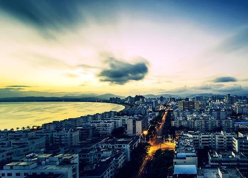 郑州北龙湖108.6亩住宅用地挂牌出让 中海地产以26.7亿竞得