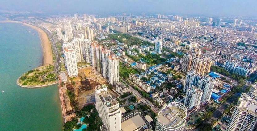 了不起的北海!海城区今年1-10月招商引资585.94亿元!