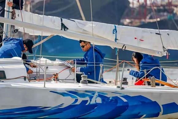 12月刚送走国际珍珠展又迎来国际帆船赛 北海火遍全球