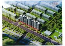 栾城圣雪花园B座住宅楼项目批前公示 已建成11栋小高层