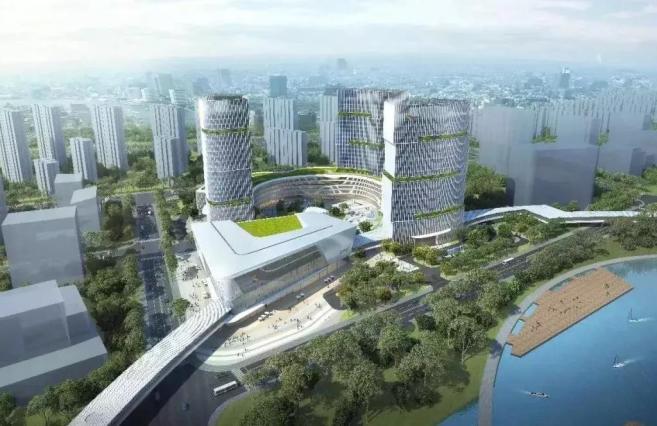 南京水沐云筑板块发展如何?南京重点打造的高科技产业板块
