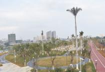 三大市场新建/改造升级 郁江南岸即将交付 港南区量变的一年!