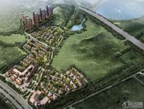 华发观山水:均价8500-18000元/㎡房源,其中包括洋房和别墅单位