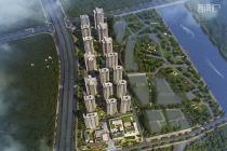 万科中天西湾汇:在售建面约76-88平米三四房,均价27000元/平方米起。