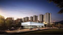 保利远洋领秀山:在售均价约12000元/㎡,主力户型为建面约88-190㎡三至五房
