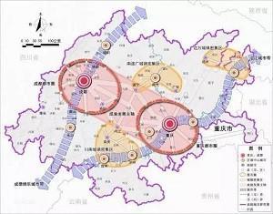 """中央首提""""成渝地区双城经济圈"""",内江经开区迎来重大发展机遇。"""