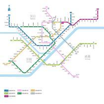 四环线全线、青山长江大桥都将建成,明年武汉交通将更上一楼