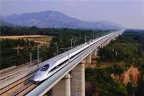 新建城际铁路机法线接入西银高铁工程破土动工