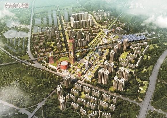 内江这个区域2019年土拍成交金额竟高达16亿!内江未来楼市走向看这里……