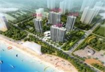 金梦海湾柒号香堤澜庭 瞰海高层52-117平米送车位下房