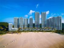珠海唯一拥有白沙滩的楼盘 180度海景大平层豪宅!