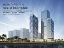 横琴珠江湾复式公寓户型 可270度看海景