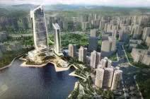 189米高端综合体 航空新城六大中心围绕 尽享其配套