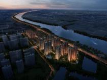 斗门刚需盘 高品质小区 有规划一线河景环绕