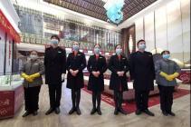 怀化万江府全面消毒,2月17日售楼部正式开放!
