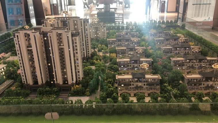 银行利率下降对房地产的影响-霸州佳兆业孔雀城悦峰
