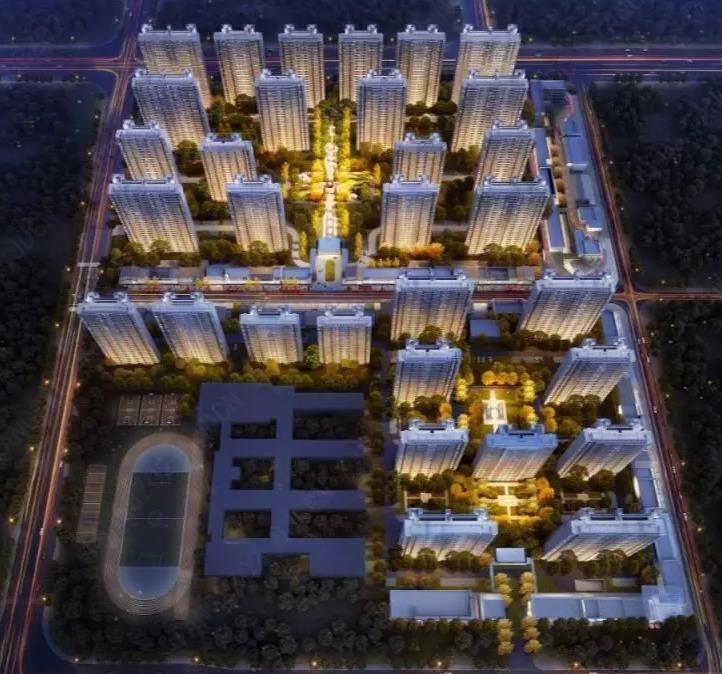 南京万科未来城项目介绍_万科未来城社区内部规划
